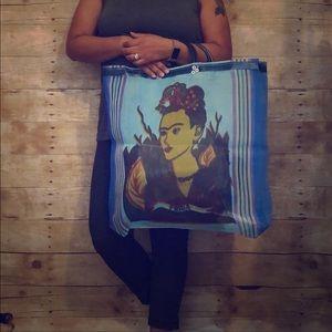 Handbags - Frida Khalo market bag